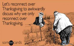 Thanksgiving Cards someecard